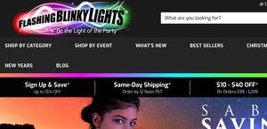 FlashingBlinkyLights