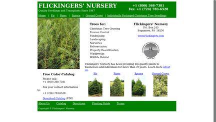 Flickingers' Nursery