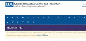 Influenza (Flu)   CDC