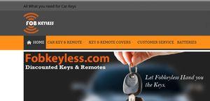 FOB Keyless
