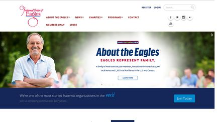 The Fraternal Order Of Eagles