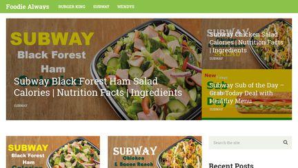 Foodiealways.com