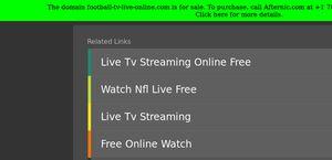 Football Tv Live Online