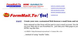FormMail.To/You!