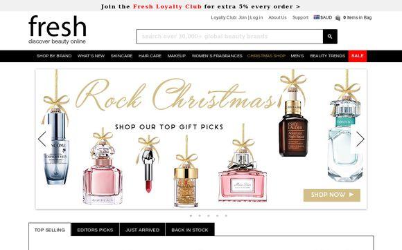 Fresh™ Fragrances & Cosmetics Australia