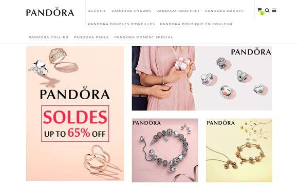Pandora Soldes