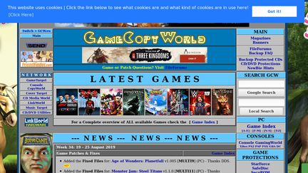 GameCopyWorld
