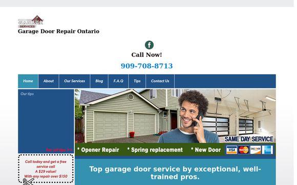 Garagedoor-RepairOntario
