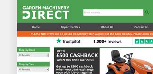 Gardenmachinerydirect.co.uk