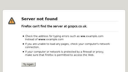 Gcspcs.co.uk