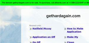 GetHardAgain