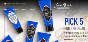Jack Black Superior Skin Care