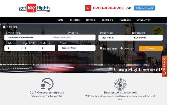 Get My Flights.co.uk