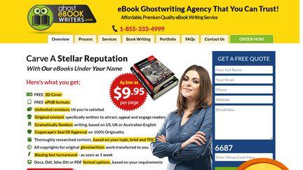 GhosteBookWriters