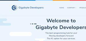 Gigabyte Developers Inc