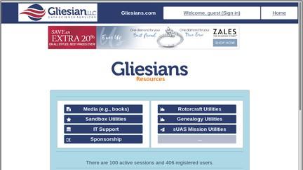 Gliesians.com