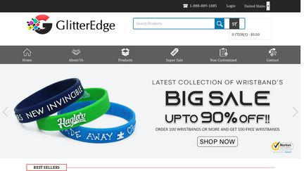 Glitteredge.com