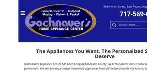 Gochnauer's Home Appliance Center