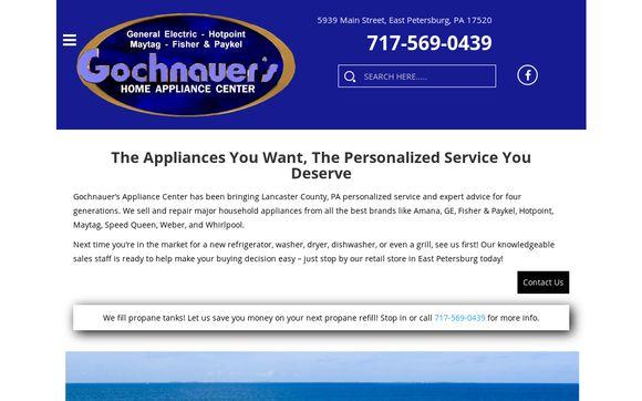 Gochnauer's Home Appliance Center