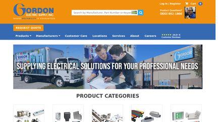 Gordon Electric Supply