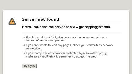 Goshoppinggolf.com