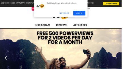 GOSO.io Instagram Experts & SMM