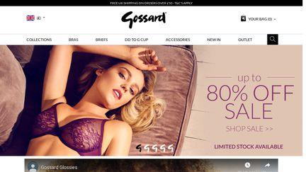 Official Gossard Online Store