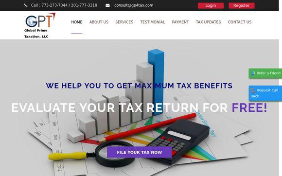 Global Prime Taxation
