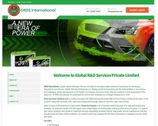 Global R&D Services
