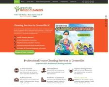 Greenville House Cleaning