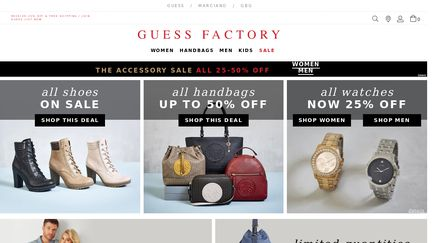 GUESSFactory