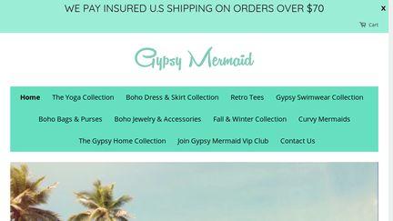 Gypsy Mermaid.ca