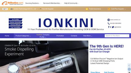 Ionkini Technology Air Purifiers