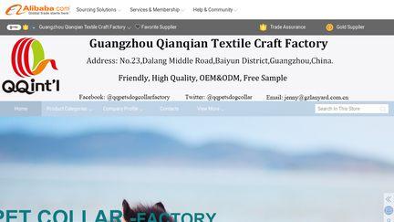 Guangzhou Qianqian Textile Craft