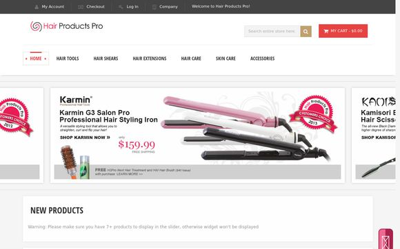 HairProductsPro