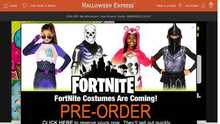 HalloweenExpress