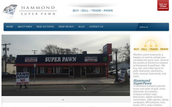 Hammond Super Pawn