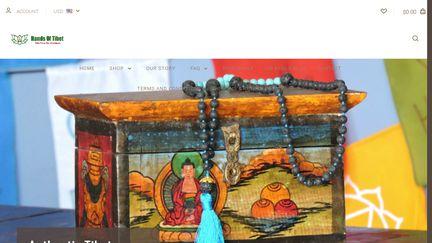 Hands Of Tibet