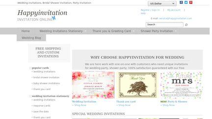 HappyInvitation
