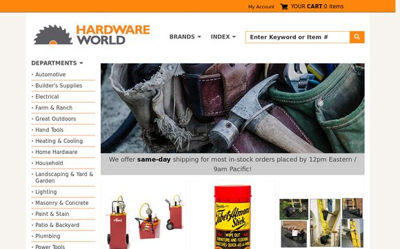 Hardware World