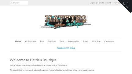 Hattie's Boutique