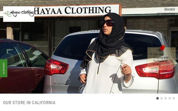 HayaaClothing