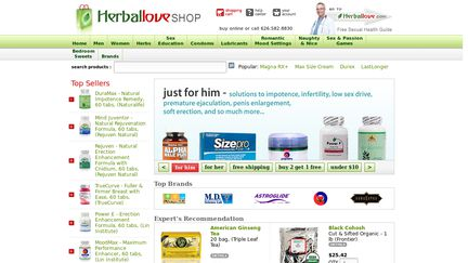HerbalLoveShop