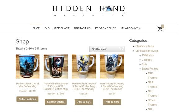 Hidden Hand Graphics
