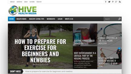 Hive Health Media