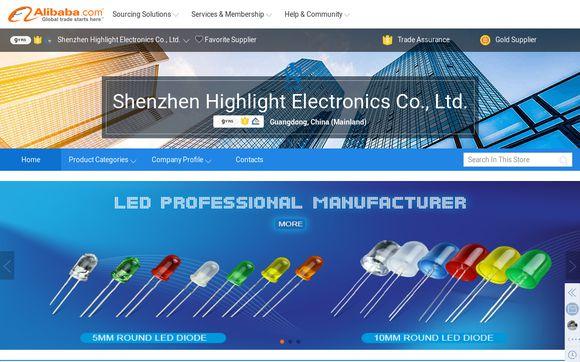 Shenzhen Highlight LED Light Electronics