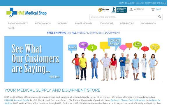 HME Medical Shop