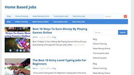 Homebased Jobs HQ