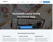 Homework Lance