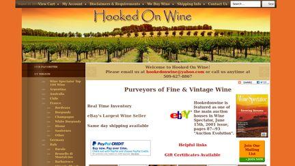 Hooked On Wine